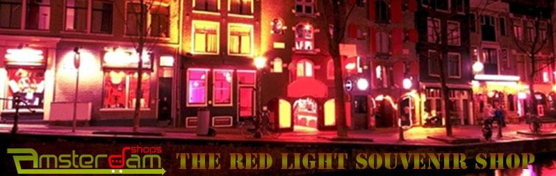 amsterdam redlight souvenir shop