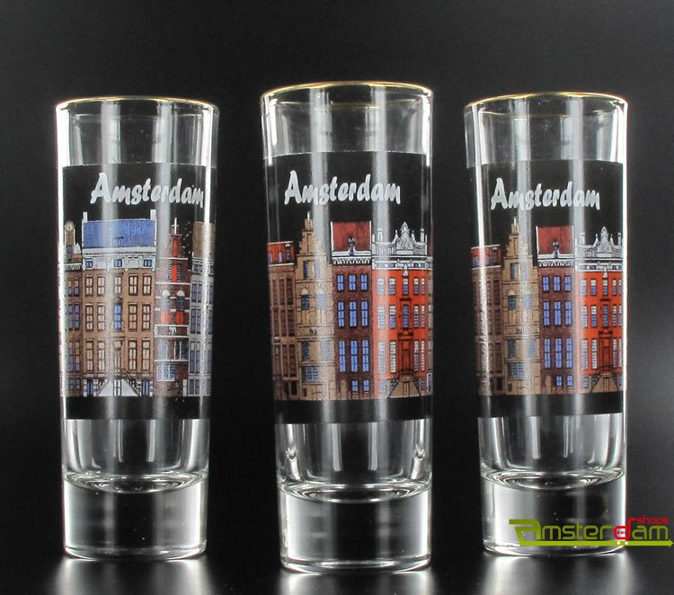 SHOTGLASS A`DAM HOUSES LARGE
