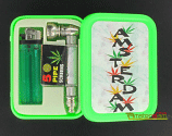 Giftset Amsterdam with pipe and lighter and pipe screens