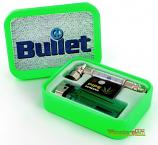 Gift set tobacco stash box BULLET