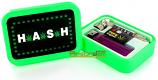 Gift set tobacco stash box HASH